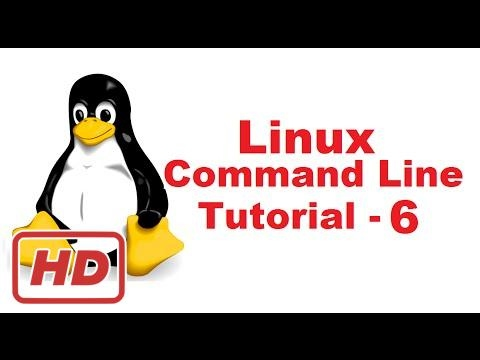 [Linux Command Line Tutorial] Linux Command Line Tutorial For Beginners 6 -  mkdir Command