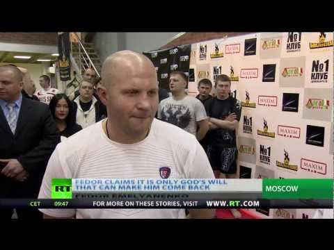 Fedor Emelianenko: Only God's will can make me come back Image 1