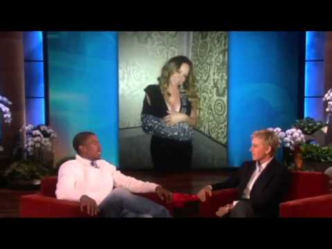 Nick Cannon Talks Mariah Carey and Kids on The Ellen DeGeneres Show 2013