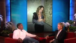 Nick Cannon Talks Mariah Carey and Kids on The Ellen DeGeneres Show 2013