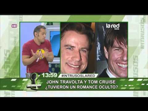 Revista asegura que John Travolta y Tom Cruise tuvieron un romance