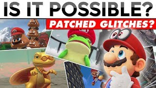 WERE GLITCHES PATCHED IN THE MARIO ODYSSEY UPDATE? | Is It STILL Possible?