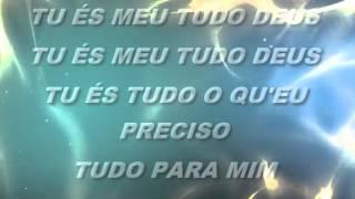 Meu Tudo (Christ is Enough) - Hillsong Brasil  ( Lyric Video)