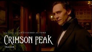 Crimson Peak: International Trailer (Universal Pictures) [HD]  NL