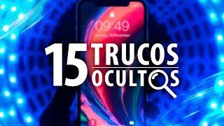 15 TRUCOS OCULTOS para iPhone