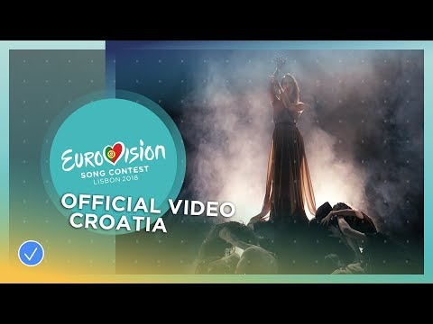 Franka - Crazy - Croatia - Official Music Video - Eurovision 2018