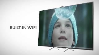 Sony KD55X8505BBU, KD49X8505BBU, KD65X8505BBU, X8505BBU Series 4K Ultra HD TV KD55X8505, KD49X8505