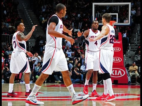 Top 10 Plays of the Atlanta Hawks' 19-Game Win Streak