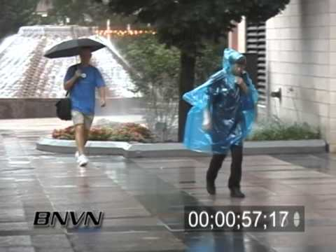 8/20/2003 People in the rain video