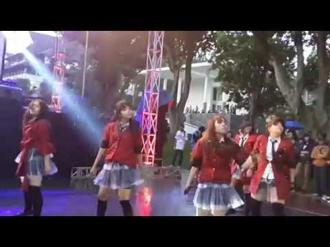 [20140531] Sweet Vanilla Project covering AKB48 (UZA, Beginner, and Gingham Check)