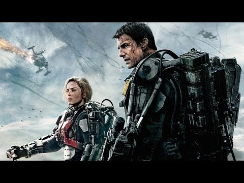 AMC SPOILERS - Edge Of Tomorrow review
