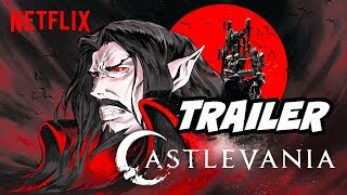 Castlevania Season 2 Trailer - Dracula vs Alucard Netflix Anime Explained