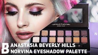 IT'S HERE: ANASTASIA BEVERLY HILLS NORVINA PALETTE | Beauty Bay