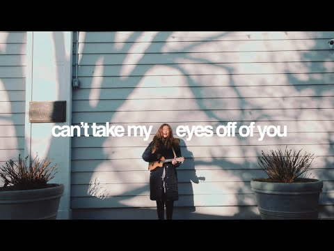 Download Lagu  Cant Take My Eyes Off Of You ukulele cover | Reneé Dominique Mp3 Free