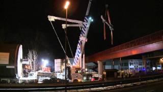 Spectacular Usabiaga.mp4 Cranes Special Transportation