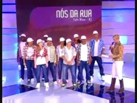 CONCURSO DE DANÇA DE RUA - TV XUXA 2011 (ELIMINATÓRIAS) - Cia. Nós Da Rua