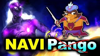 NAVI vs NO PANGOLIER - WHAT A TEAM! - MAINCAST Autumn Brawl DOTA 2