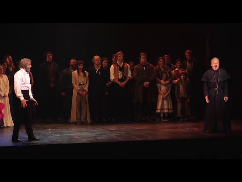 Les Misérables featuring Colm Wilkinson and Ramin Karimloo