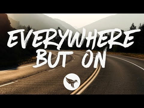 Matt Stell - Everywhere But On (Lyrics)