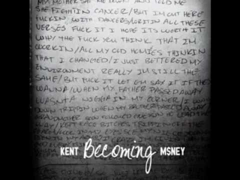 Kent M$ney - Hey (prod. by Hit-Boy)