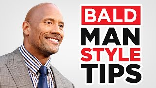 7 Style Tips For Bald Men