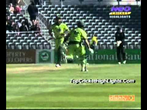 Shahid Afridi Fastest 50 Off 19 Balls Pakistan Vs New Zealand 29 January 2011 video