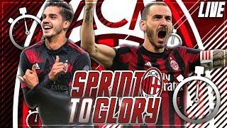 FIFA 18: NUR 25 MINUTEN FÜR TRANSFERS!! 🕔😳 - AC Mailand LIVE Sprint to Glory 🔴