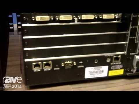 ISE 2014: AMX Announces 4K-Compatible Enova DGX Series