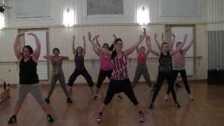 "Dance Fitness ""Sober"" Loreen (Cool Down)"