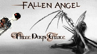 Download Lagu Three Days Grace - Fallen Angel (Lyric Video) Gratis STAFABAND