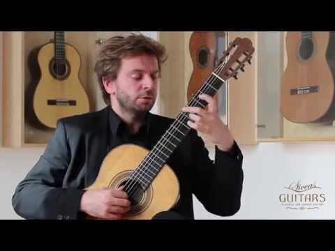 Marcin Dylla plays Variations on