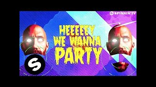 TJR Ft. Savage - We Wanna Party