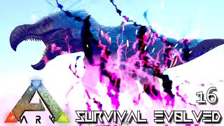 ARK: SURVIVAL EVOLVED - ELECTRIC DODOREX SHOCKINGLY AMAZING !!! | PARADOS GAIA AMISSA E16