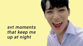 seventeen moments that keep me up at night