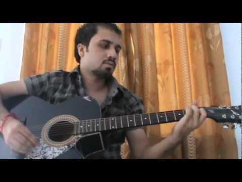 Har Kisiko Nahi Milta on Guitar