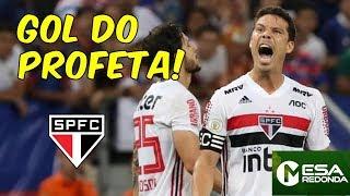 FORTALEZA 0 x 1 SPFC   No reencontro de Ceni e São Paulo, time de Cuca vence (12/05/19)