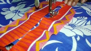 Kurti neck cutting and stitching in hindi