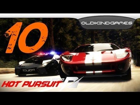 Прохождение Need for Speed: Hot Pursuit #10 ( Пробный выезд на Porsche Panamera )