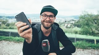 Heitere Open Air 2017: Handy-Check mit Mark Forster