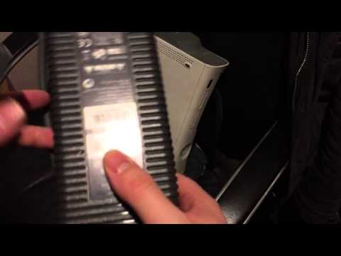 Xbox 360 Power Supply Doesn't Fit! - FIX