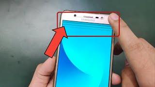 Samsung J7 max display problem after oreo update
