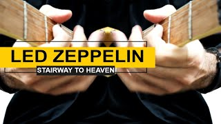 Led Zeppelin - Stairway to Heaven | Solo Cover | Jimmy Page Guitar Solo