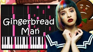 Gingerbread Man (Melanie Martinez) - Piano Synthesia