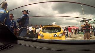 BimmerWorld Racing Fan Walk | Continental Tire 150 at the Glen 2013