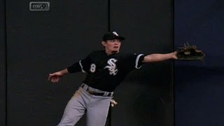 video Lillibridge robs A-Rod with a great catch