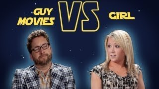 RT Life - Guy Movies vs. GIRL