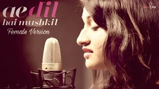 Download Channa Mereya | Ae Dil Hai Mushkil | Prathmesh Bhatt | Nolga Suzanne | Cover Song 3Gp Mp4