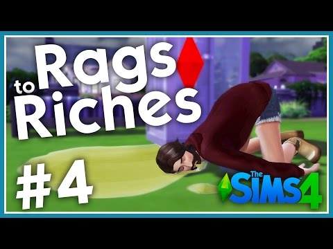 The Sims 4 - Rags to Riches - Part 4