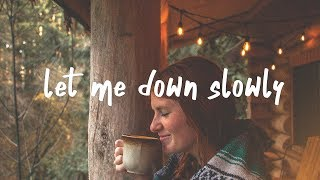 Alec Benjamin Let Me Down Slowly Ft Alessia Cara