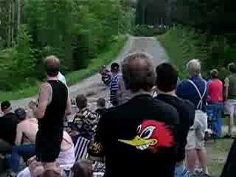 Honda CBX Hammarbacken 2006